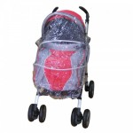 Детская коляска Baby Care Discovery (Red)